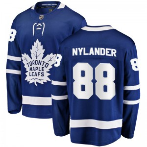 Fanatics Branded William Nylander Toronto Maple Leafs Youth Breakaway Home Jersey - Blue